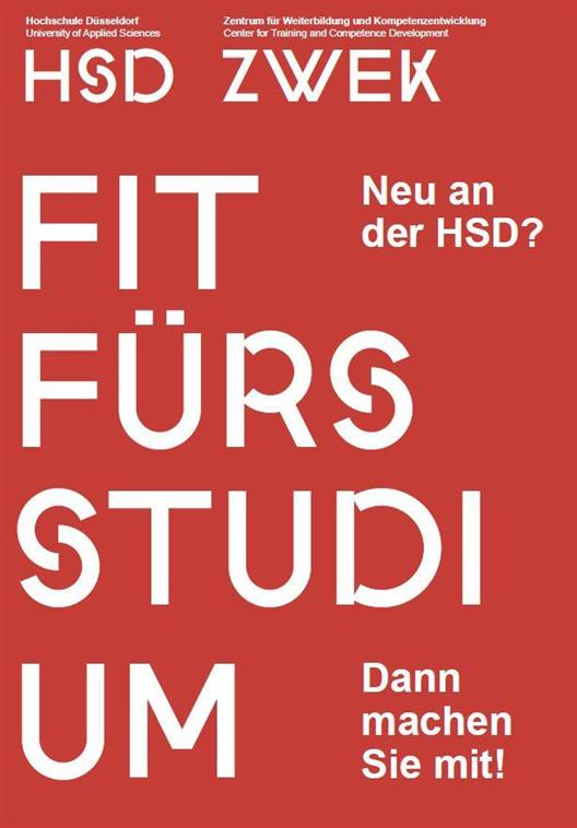 Fit fürs Studium