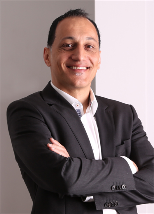 Usama Abu-Pasha; Head of Online Marketing, TWT Interactive Group and member of the Executive Board