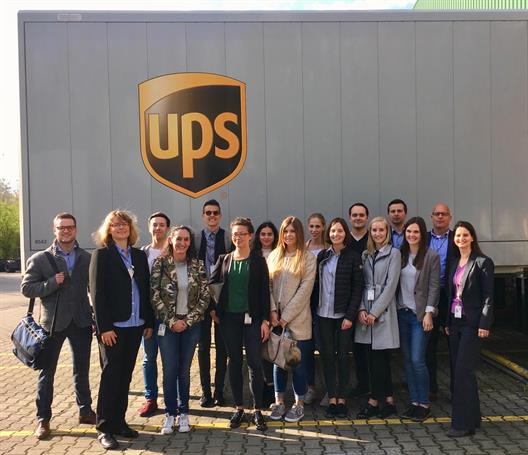 Students of the Master Program International Management at UPS
