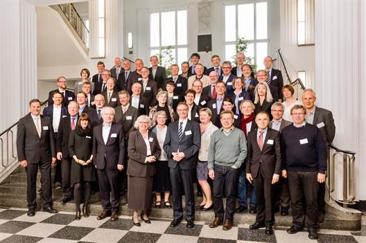 The participants of the 90th Federal Conference of Deans in Dresden