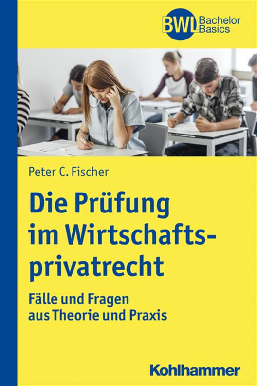 Prof. Dr. Peter C. Fischer: The audit in commercial private law