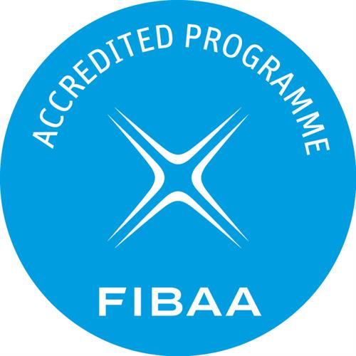 FIBAA Accredited Programme